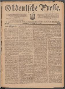 Bromberger Zeitung, 1883, nr 89