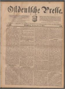 Bromberger Zeitung, 1883, nr 107