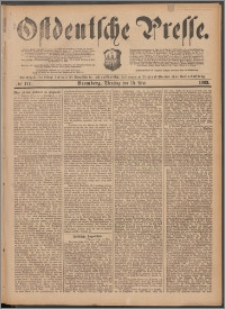 Bromberger Zeitung, 1883, nr 127