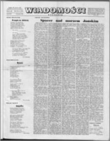 Wiadomości, R. 11 nr 2 (510), 1956