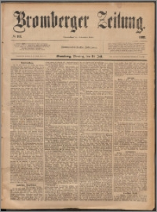 Bromberger Zeitung, 1883, nr 181