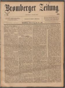 Bromberger Zeitung, 1883, nr 195