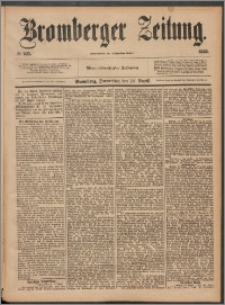 Bromberger Zeitung, 1883, nr 225