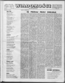 Wiadomości, R. 11 nr 6 (514), 1956