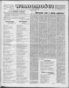 Wiadomości, R. 11 nr 8 (516), 1956