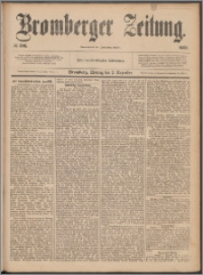 Bromberger Zeitung, 1883, nr 306