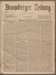 Bromberger Zeitung, 1884, nr 2