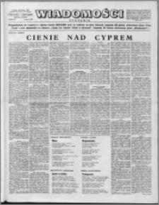 Wiadomości, R. 11 nr 10 (518), 1956