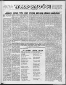 Wiadomości, R. 11 nr 17 (525), 1956