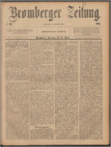 Bromberger Zeitung, 1885, nr 98