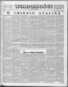 Wiadomości, R. 11 nr 23 (531), 1956
