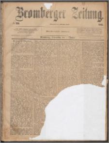 Bromberger Zeitung, 1885, nr 229