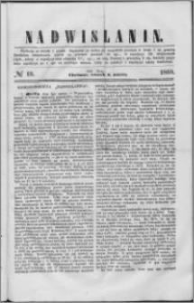 Nadwiślanin, 1860.03.06 R. 11 nr 19