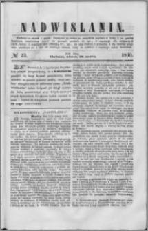 Nadwiślanin, 1860.03.20 R. 11 nr 23