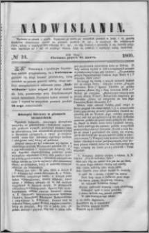 Nadwiślanin, 1860.03.23 R. 11 nr 24