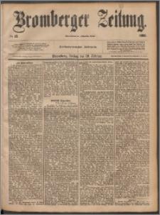 Bromberger Zeitung, 1886, nr 42