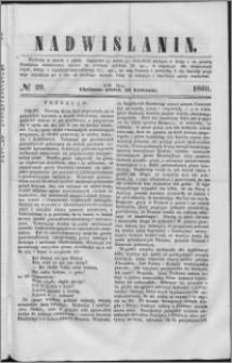 Nadwiślanin, 1860.04.13 R. 11 nr 29