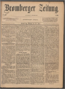 Bromberger Zeitung, 1886, nr 147