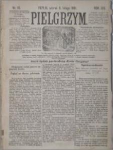 Pielgrzym, pismo religijne dla ludu 1881 nr 16