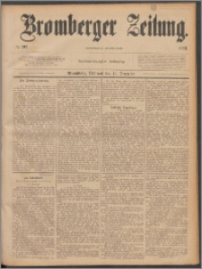 Bromberger Zeitung, 1886, nr 292