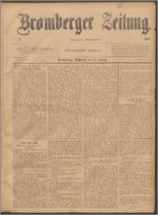 Bromberger Zeitung, 1887, nr 3