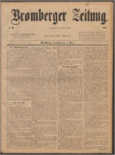 Bromberger Zeitung, 1887, nr 50