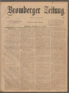Bromberger Zeitung, 1887, nr 54