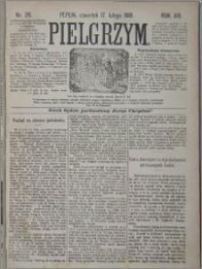 Pielgrzym, pismo religijne dla ludu 1881 nr 20
