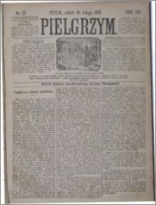 Pielgrzym, pismo religijne dla ludu 1881 nr 21