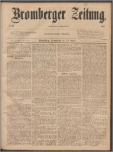 Bromberger Zeitung, 1887, nr 98