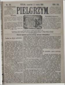 Pielgrzym, pismo religijne dla ludu 1881 nr 26