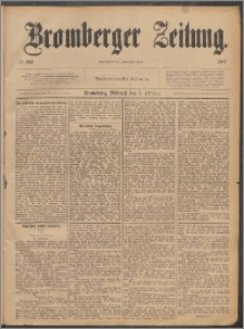 Bromberger Zeitung, 1887, nr 232