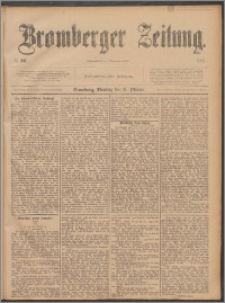 Bromberger Zeitung, 1887, nr 237