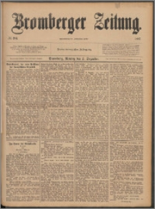 Bromberger Zeitung, 1887, nr 284