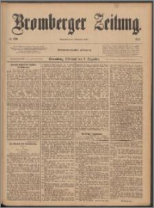 Bromberger Zeitung, 1887, nr 286