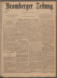 Bromberger Zeitung, 1887, nr 293