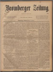 Bromberger Zeitung, 1888, nr 3