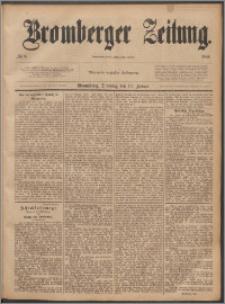 Bromberger Zeitung, 1888, nr 8