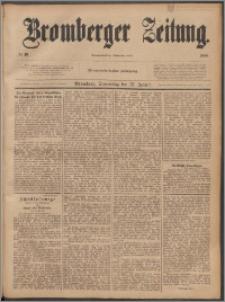 Bromberger Zeitung, 1888, nr 10