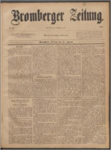 Bromberger Zeitung, 1888, nr 11