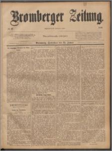 Bromberger Zeitung, 1888, nr 12