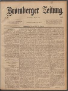 Bromberger Zeitung, 1888, nr 17