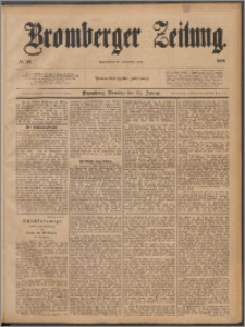 Bromberger Zeitung, 1888, nr 20