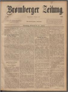 Bromberger Zeitung, 1888, nr 21