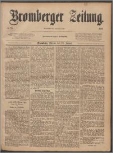 Bromberger Zeitung, 1888, nr 25