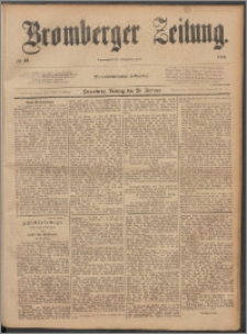 Bromberger Zeitung, 1888, nr 43