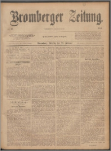 Bromberger Zeitung, 1888, nr 49