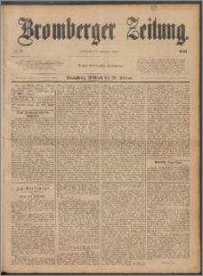 Bromberger Zeitung, 1888, nr 51
