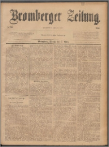 Bromberger Zeitung, 1888, nr 55