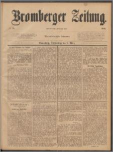 Bromberger Zeitung, 1888, nr 58